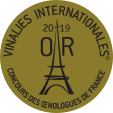 Vinalies Internationales Paris 2019 - zlatá medaila
